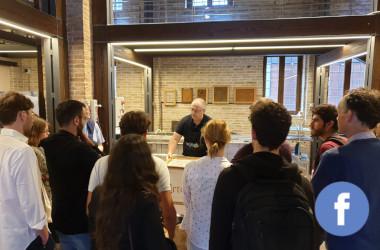 Carifac'arte e la International school of Organomettalic chemistry