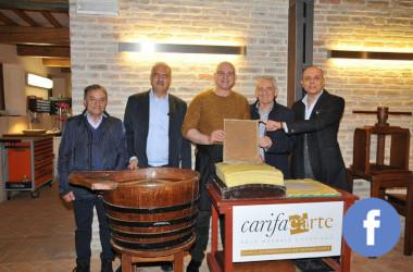 La visita della CR Cuneo