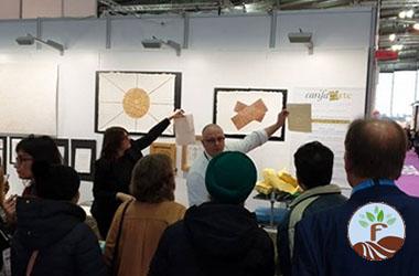 Carifac'Arte conquista la Fiera Paperworld di Francoforte