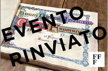 Evento <i>I segni delle antiche Cartiere fabrianesi in diretta streaming</i> rimandato